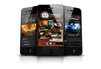 Extreme Reverse Responsive Mobile Website Builder
