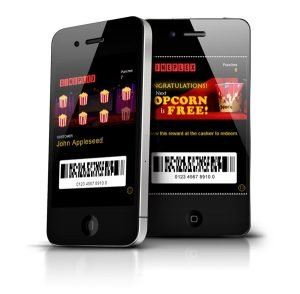 Cineplex Mobile Loyalty Punch Card Demo