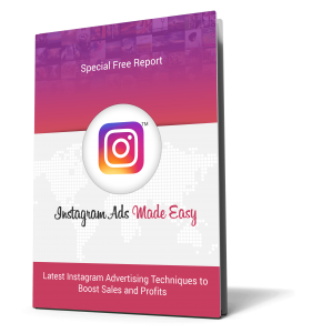 instagram advertising report