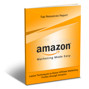 Amazon Marketing Top Resources Report