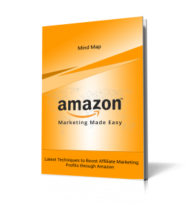Amazon Marketing Mind Map