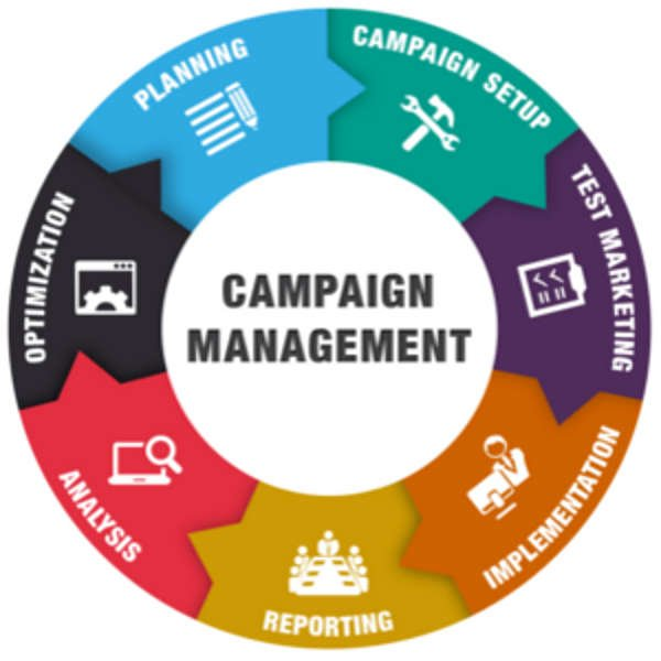 Social Media/Campaign Management