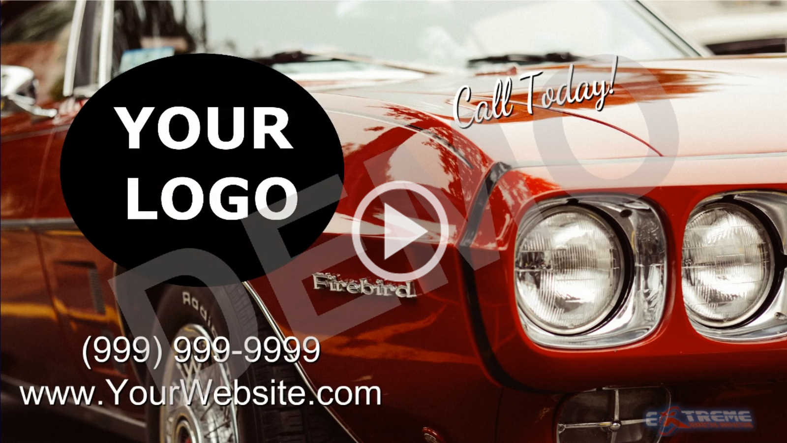 AUTO DETAILING - Extreme Promotional Videos
