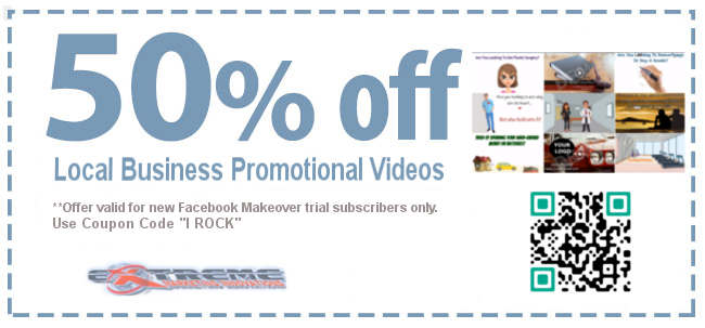 Local Promotional Videos Coupon