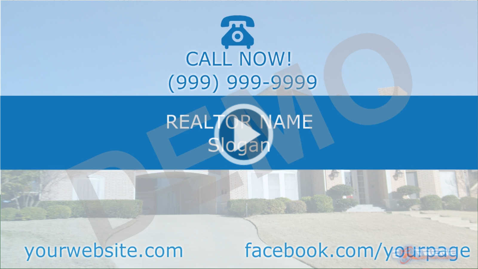 REAL ESTATE SALES VIDEOS