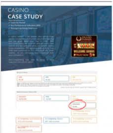 Casino Case Study - GeoLead Pro